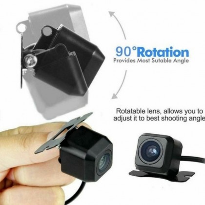 C-158 HD 1080  CAR FRONT REAR VIEW 150 WIDE ANGLE REVERSE CAMERA