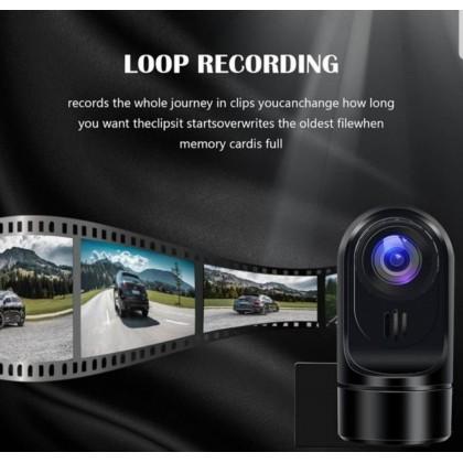 HD 720P WIDE ANGLE G-SENSOR CAR DVR CAMERA VIDEO