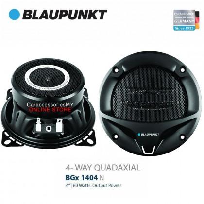"""BLAUPUNKT BGX-1404N 4"""" 4WAY SPEAKER"""
