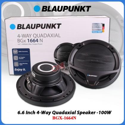 """BLAUPUNKT BGX-1664N 6.5"""" 4WAY SPEAKER"""