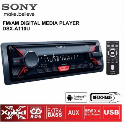 SONY USB/FM PLAYER **DSX-A110U